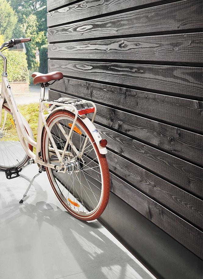 Fassadenverkleidungen aus WPC finden Sie bei Holz Gar in Aumühle südlich von München.