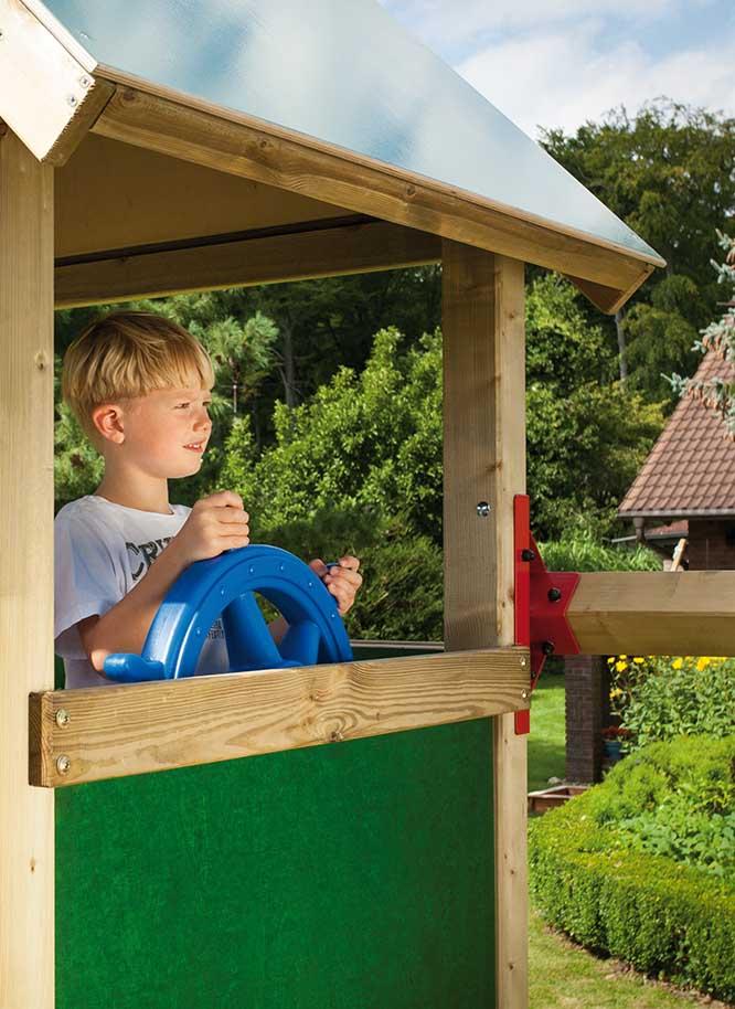 Eine riesige Auswahl an Zubehör für Spielgeräte finden Sie bei Holz Gar in Aumühle südlich von München.